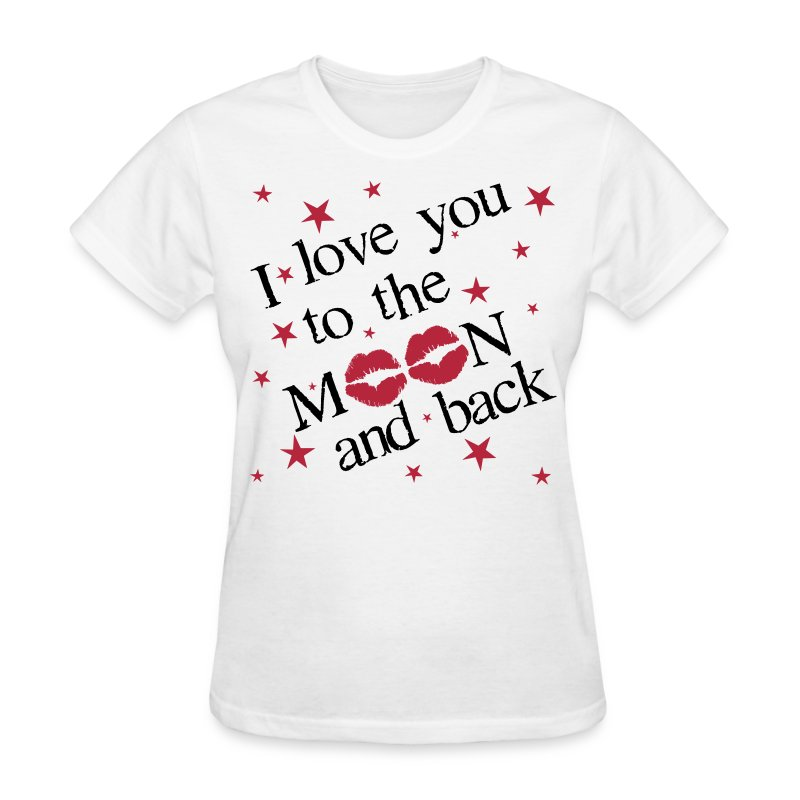 I Love You To The Moon & Back Elephant Shirt, Hoodie, Tank Top And V-Neck T-Shirt