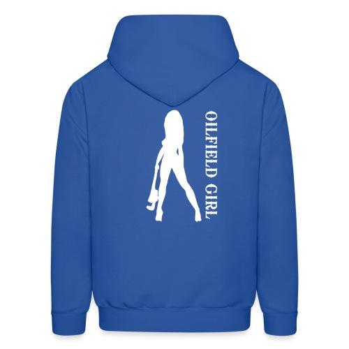 OILFIELD GIRL PULLOVER - Men's Hoodie