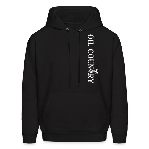 OIL COUNTRY PULLOVER - Men's Hoodie