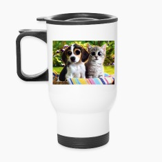 Fur Buddys liquify Bottles & Mugs
