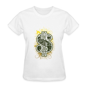 Make $ T-Shirt - Women's T-Shirt