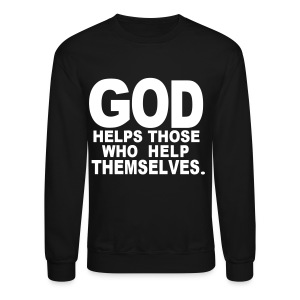 GOD - Crewneck Sweatshirt