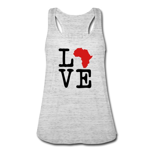 Africa Tank - Women's Flowy Tank Top by Bella