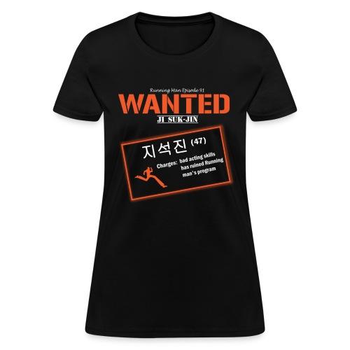 Episode 91 Prisonbreak: Sukjin - Women's T-Shirt