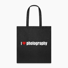 i love photography  Bags & backpacks