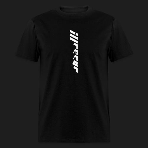 Men's single sided shirt (black) - Men's T-Shirt