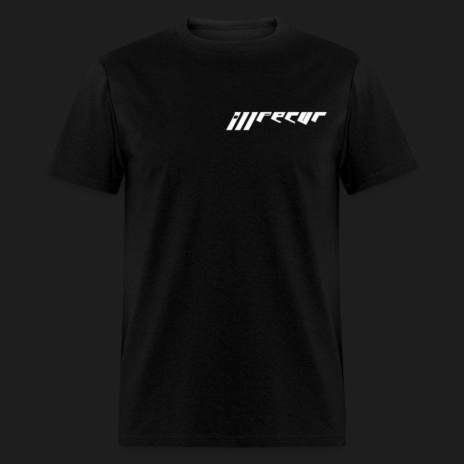 Men's double sided shirt (black
