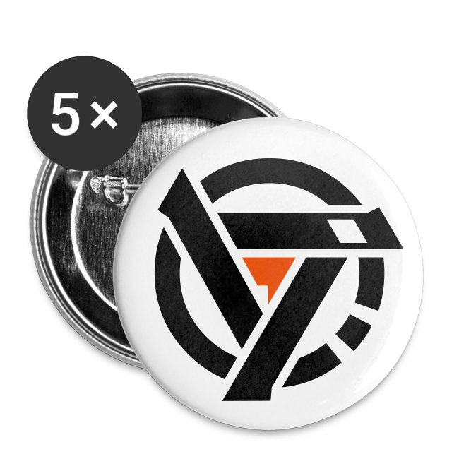 """5pk """"Revictus"""" buttons"""