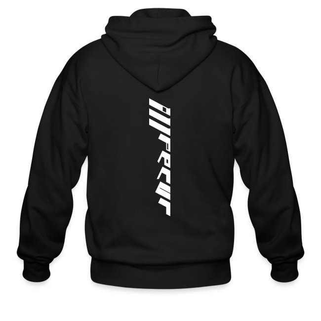 Double sided Hoodie (black)