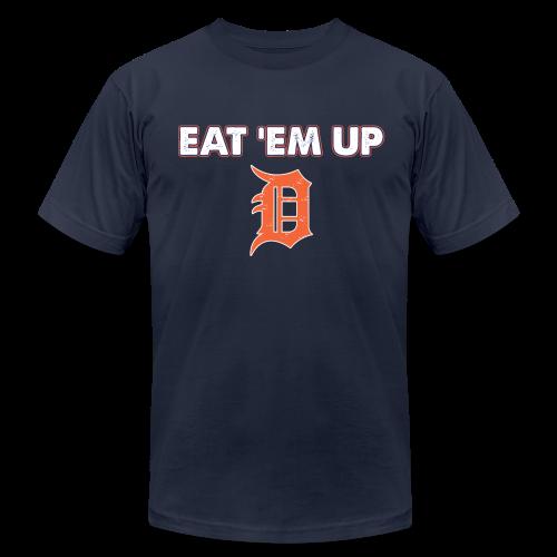 EAT 'EM UP - Men's  Jersey T-Shirt