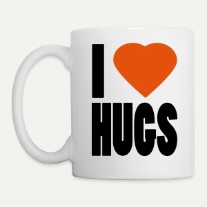 I Heart Hugs - Coffee/Tea Mug