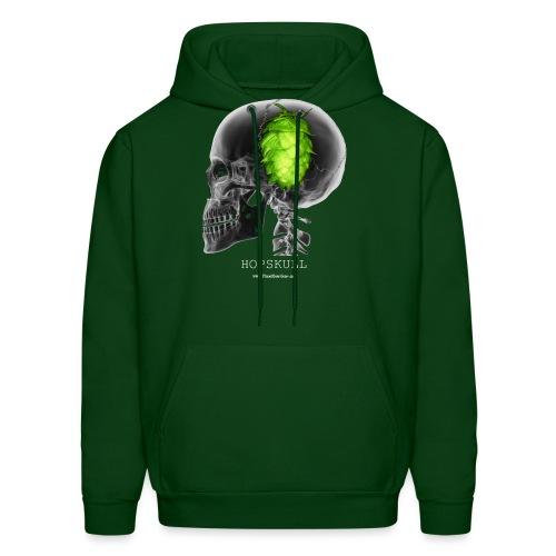 HOPSKULL Men's Hooded Sweatshirt - Men's Hoodie