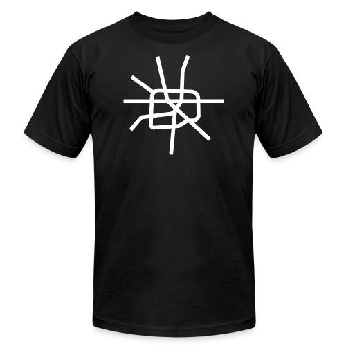 The Loop - Men's  Jersey T-Shirt