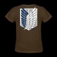 T-Shirts ~ Women's T-Shirt ~ Womens Scouting Legion Tee