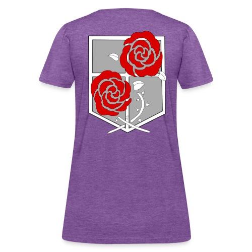 Womens Garrison Tee - Women's T-Shirt