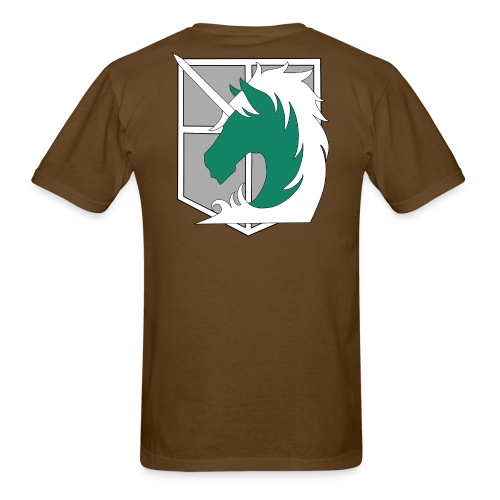 Mens Military Police Tee - Men's T-Shirt