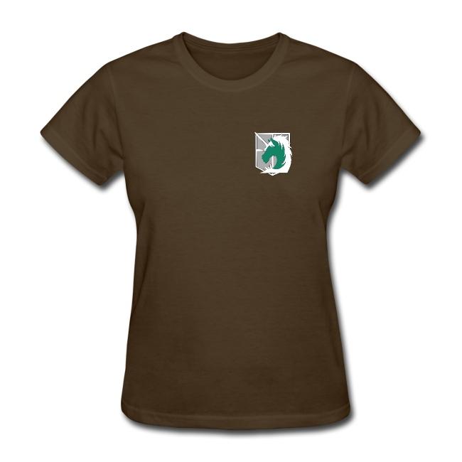Womens Military Police Tee