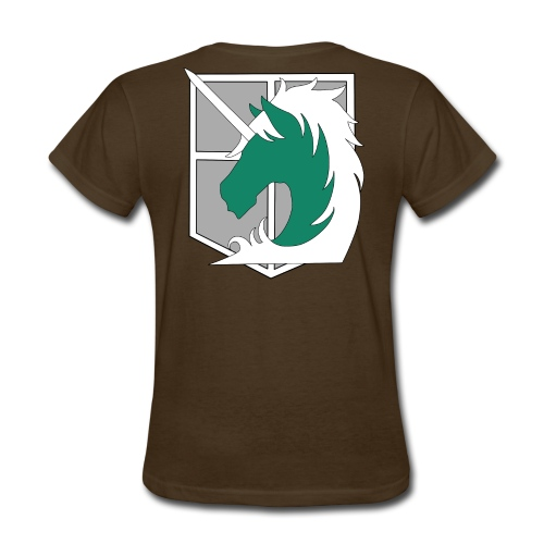 Womens Military Police Tee - Women's T-Shirt