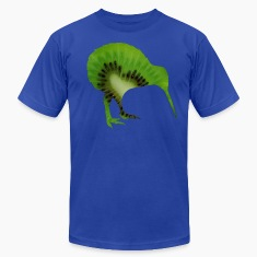 Fruits kiwi bird ostrich Schnepf T-Shirts