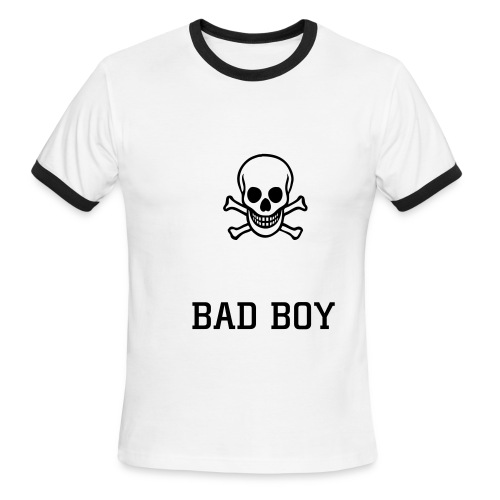 good,bad boy - Men's Ringer T-Shirt