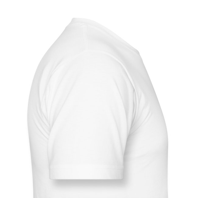 I'm a Bottom and that's Tops! (traditional tee in white)