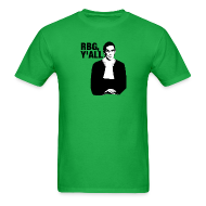 T-Shirts ~ Men's T-Shirt ~ RBG Y'all (Classic Design) (Men's T)