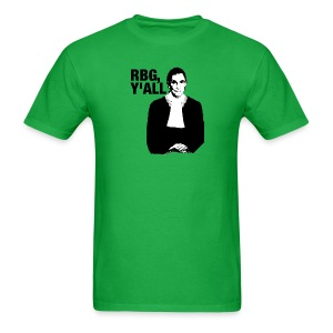 RBG Y'all (Classic Design) (Men's T) - Men's T-Shirt