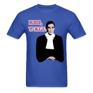 T-Shirts ~ Men's T-Shirt ~ RBG Y'all Color (Unisex T)