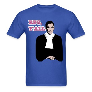 RBG Y'all Color (Unisex T) - Men's T-Shirt