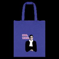 Bags & backpacks ~ Tote Bag ~ RBG, Y'all Color Tote