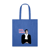 Bags & backpacks ~ Tote Bag ~ RBG, Y'all Color Tote