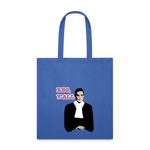 RBG, Y'all Color Tote - Tote Bag