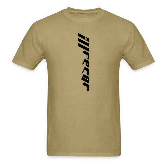 Men's double sided shirt (khaki)