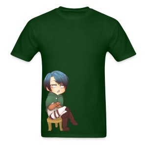Yo hey it's a Levi guy's t-shirt thing - Men's T-Shirt