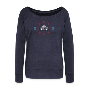 ZX Slap - Women's Wideneck Sweatshirt