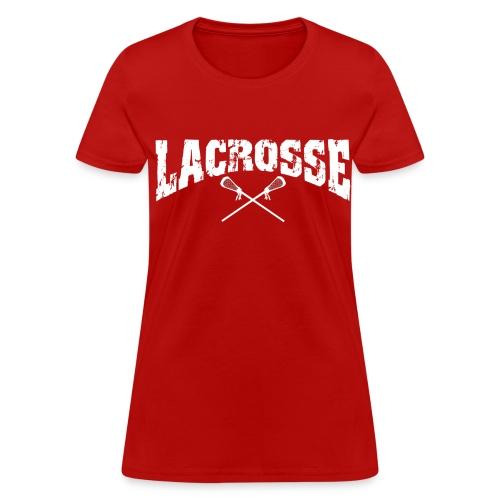 Lax! - Women's T-Shirt