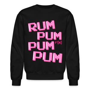[f(x)] Rum Pum Pum Pum - Crewneck Sweatshirt