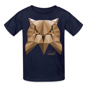 Kid's Wise Owl Tee - Kids' T-Shirt