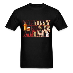 Teddy Bear Army - Men's T-Shirt