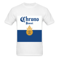 T-Shirts ~ Men's T-Shirt ~ Chrono boost