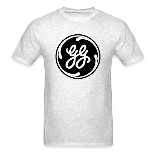 GG - Men's White T - Men's T-Shirt