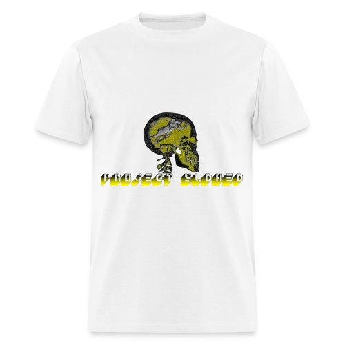 PROJECT SLDHED RETRO DOO - Men's T-Shirt