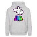 he is mine Hoodies
