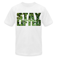 T-Shirts ~ Men's T-Shirt by American Apparel ~ Article 13172195