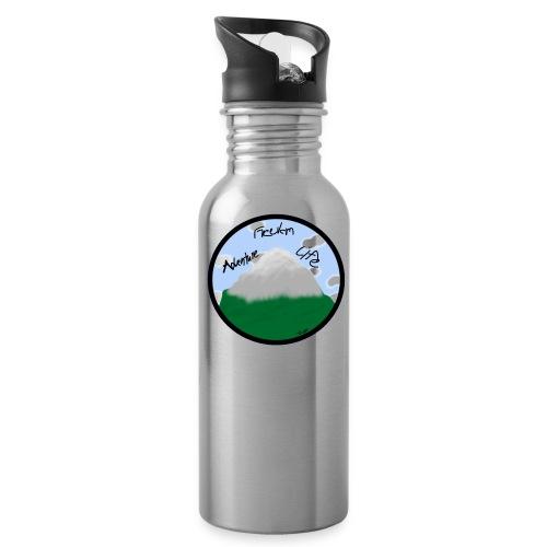 Adventure! Metal Water Bottle - Water Bottle