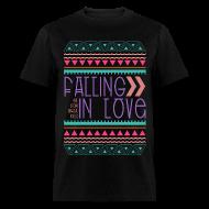 T-Shirts ~ Men's T-Shirt ~ [2NE1] Falling in Love