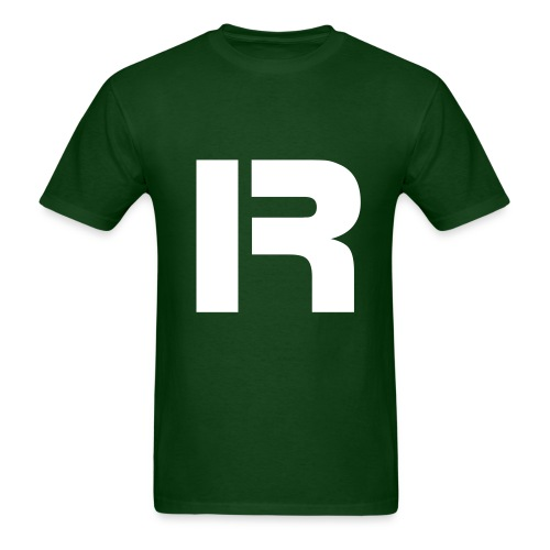 Men's T-shirt IR (green)  - Men's T-Shirt