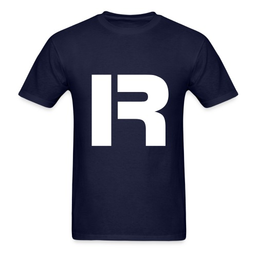Men's T-shirt IR (navy)  - Men's T-Shirt