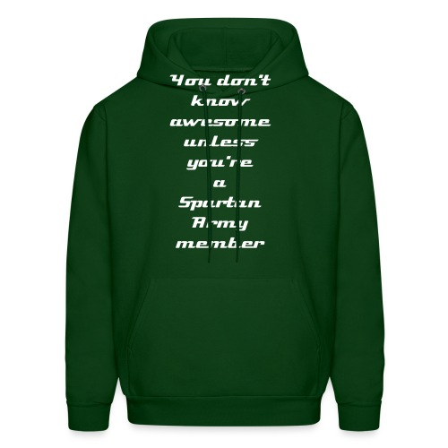 Be Awesome - Men's Hoodie