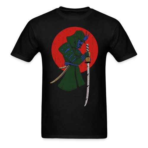 Samurai Fight Shirt - Men's T-Shirt